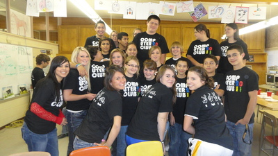 Morrill Computer Club T-Shirt Photo