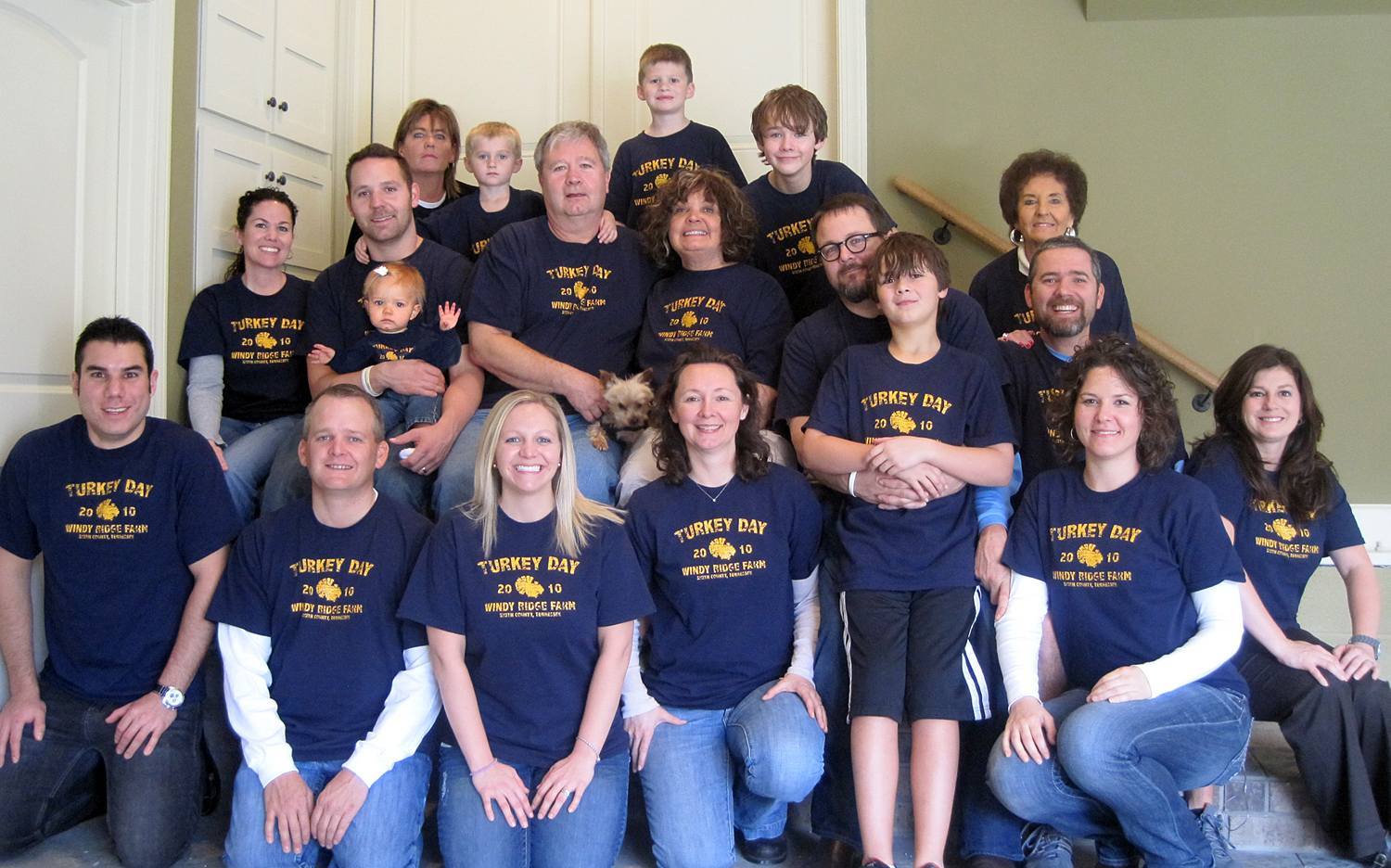 Design t shirt for group - Turkey Day T Shirt Photo
