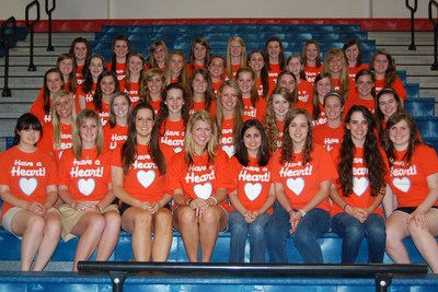 Hearts Of Servants Volunteering For Their Community T-Shirt Photo
