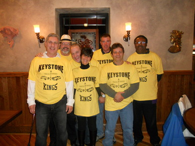 Keystone Kings Neighborhood Reunion T-Shirt Photo