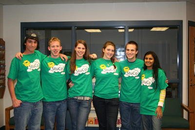 Student Leaders Changing The Atmosphere T-Shirt Photo
