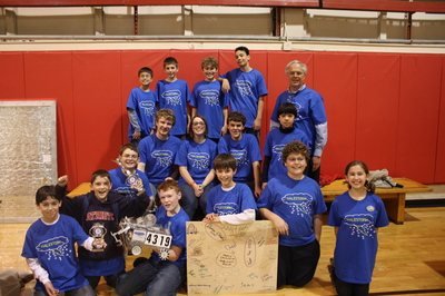 Hale Storm Team 4319 @First Robotics Challenge On The Charles T-Shirt Photo
