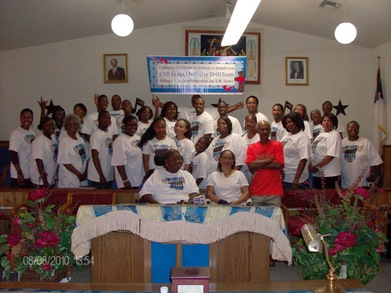 Greater Eastside Church Family (U Know East..Si..De) T-Shirt Photo