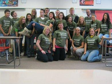 Mr. Krueger Enlarged Our Mind T-Shirt Photo