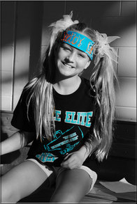 Eagle Elite Cheer T-Shirt Photo