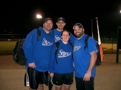 Sons Of Pitches Disney Softball Tournament 2010 T-Shirt Photo