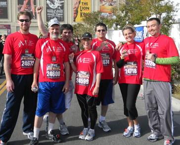 Morrison 1/2 Marathon Mission T-Shirt Photo