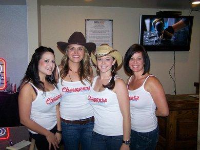 Chuggers Girs T-Shirt Photo