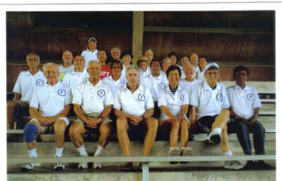 Hilo Hawaii Tennis Club T-Shirt Photo