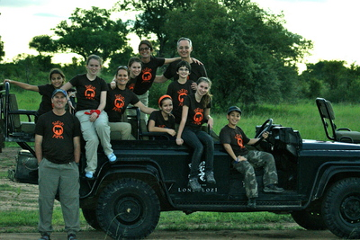 Safari Party T-Shirt Photo