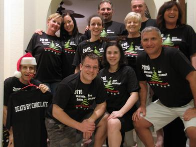 Christmas In Florida T-Shirt Photo