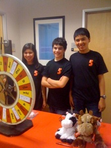 Frosh Open House   Wheel Of Fortune T-Shirt Photo