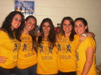 Dub U Homecoming T-Shirt Photo