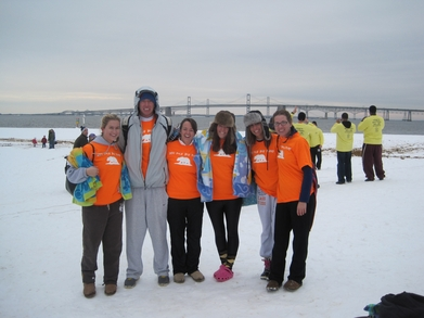 2011 Polar Plunge T-Shirt Photo