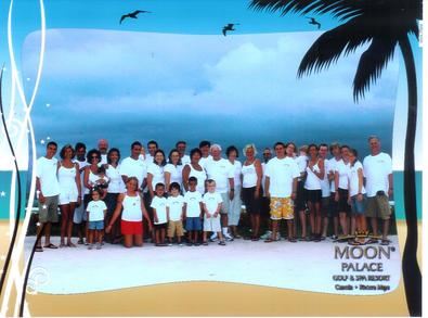 Dick's 80th Birthday With Family In Cancun T-Shirt Photo