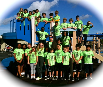 Lindbergh Schweitzer Track Team T-Shirt Photo