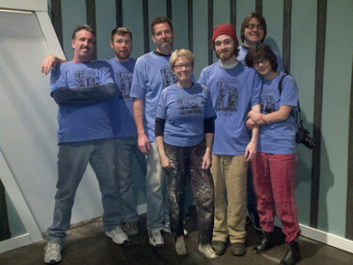 Gilead Productions Crew T-Shirt Photo
