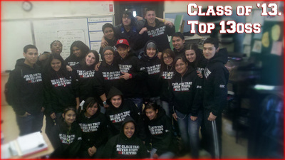 The Class That Never Stops 13elieving T-Shirt Photo