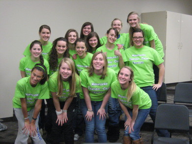 Minnetonka Chamber Choir Superfans! T-Shirt Photo