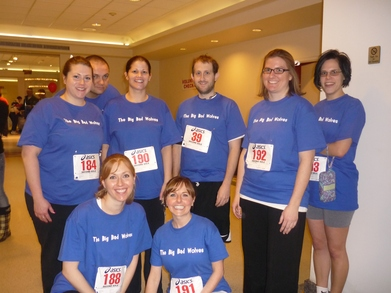 American Lung Association: Fight For Air Climb T-Shirt Photo
