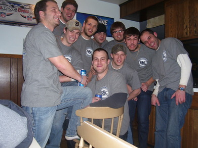 Behrend Beer Chuggers T-Shirt Photo
