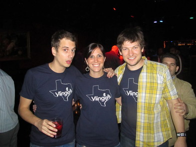 Vlingo At Sxsw T-Shirt Photo