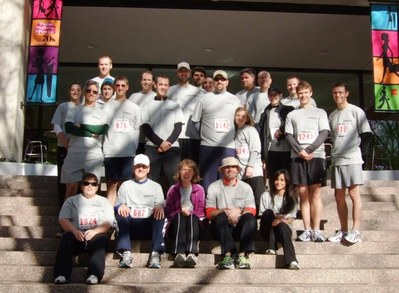 Ymca Corporate Cup 5 K   Siemens Energy T-Shirt Photo