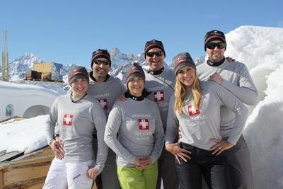 Geek Squad Zermatt T-Shirt Photo