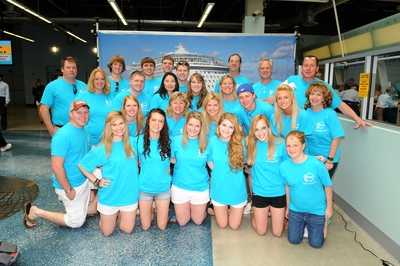 Spring Break Cruise 2011 T-Shirt Photo