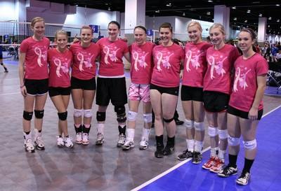 Digging Pink! T-Shirt Photo