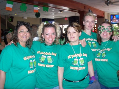 Party Time On St Pats! T-Shirt Photo