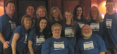 Oma & Opa's 50th T-Shirt Photo
