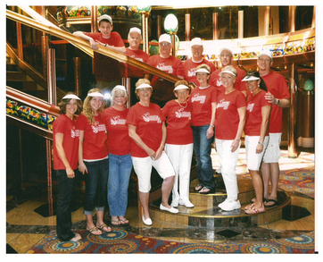 """Cruising 100""     Celebrating 100th Birthday   T-Shirt Photo"