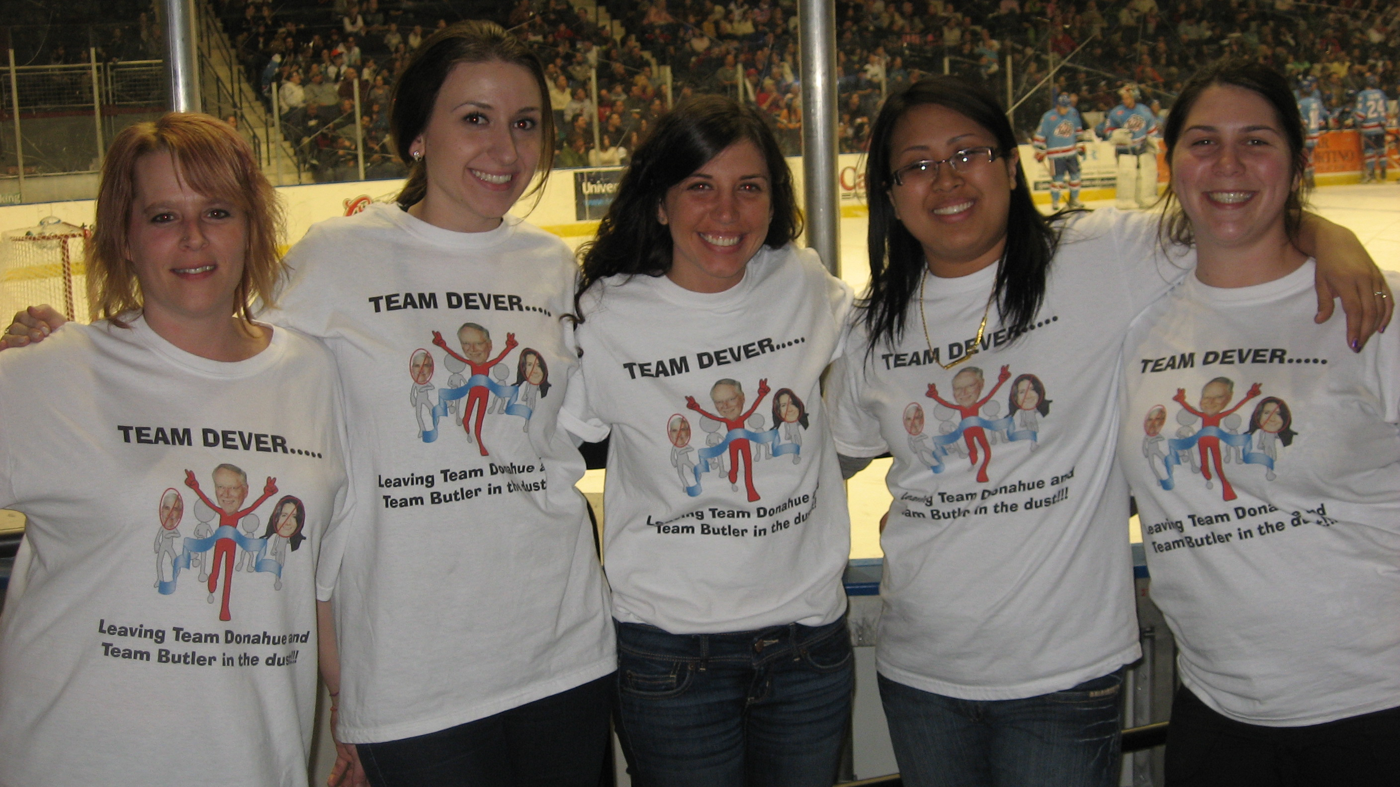 Custom T-Shirts for Broom Ball Fundraiser To Fight Prostate Cancer ...