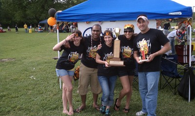 First Place Chili  & Sga Overall #1  T-Shirt Photo