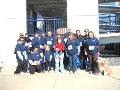 Iws Team For The Walk Ms 2011 T-Shirt Photo