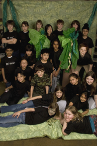 The Jungle Book Production Team T-Shirt Photo