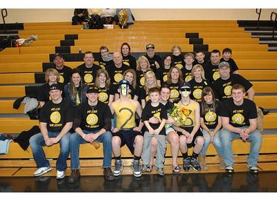 We Love Our Senior! T-Shirt Photo