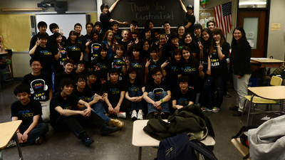 Asian Culture Night T-Shirt Photo