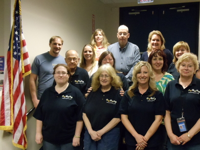 Veterans Network Of Ge In Kc T-Shirt Photo