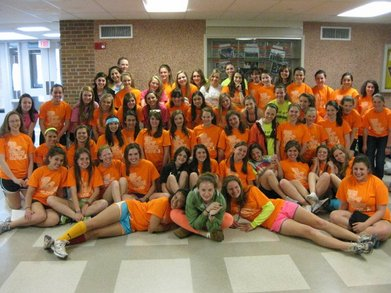 Run Jump Throw We Are Barlow Track And Field T-Shirt Photo