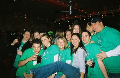 St. Patrick's Day 2007 T-Shirt Photo
