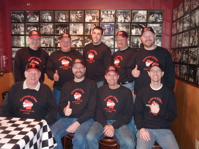 Catfish Crew   Celebrating 25 Years T-Shirt Photo