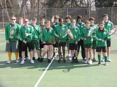 Lancer Tennis T-Shirt Photo