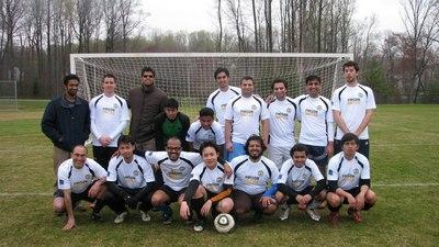Mason United F.C Team Photo T-Shirt Photo