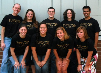 Cmenc At Ucf T-Shirt Photo