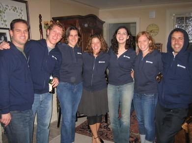 Wharton Social Impact Farewell Party T-Shirt Photo