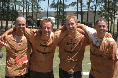 Greenville, Sc Mudrun T-Shirt Photo