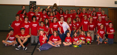 Dana Reunion 2011 T-Shirt Photo