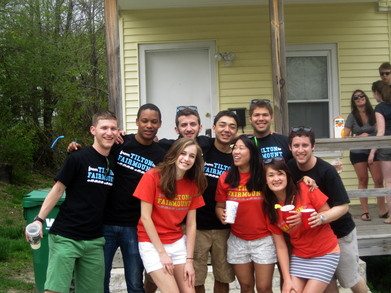 Tufts Spring Fling 2011 T-Shirt Photo